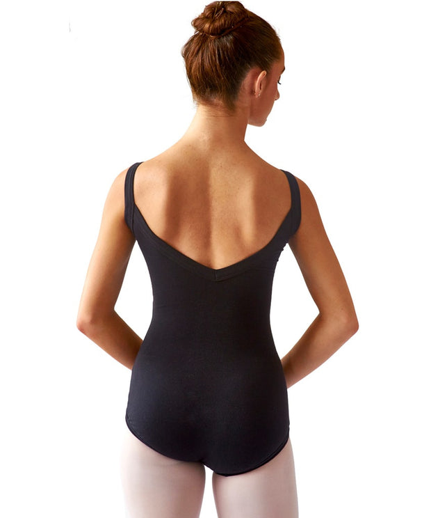 Organic Cotton Leotard - SteelCore