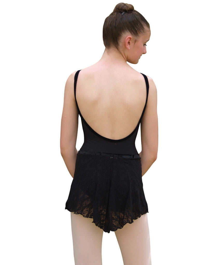 Shaped Mini Dance Skirt - SteelCore