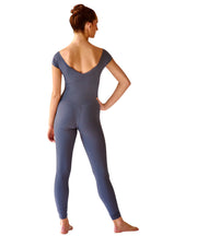 Cap Sleeve Unitard - SteelCore