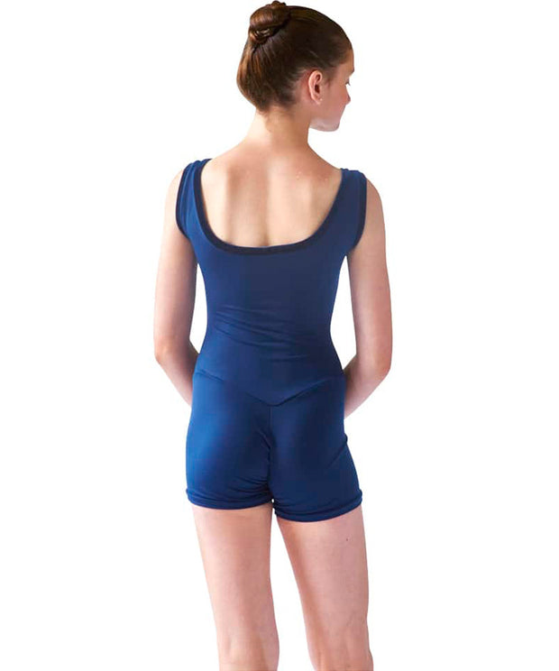 Tank Unishort with Velvet Trim - SteelCore