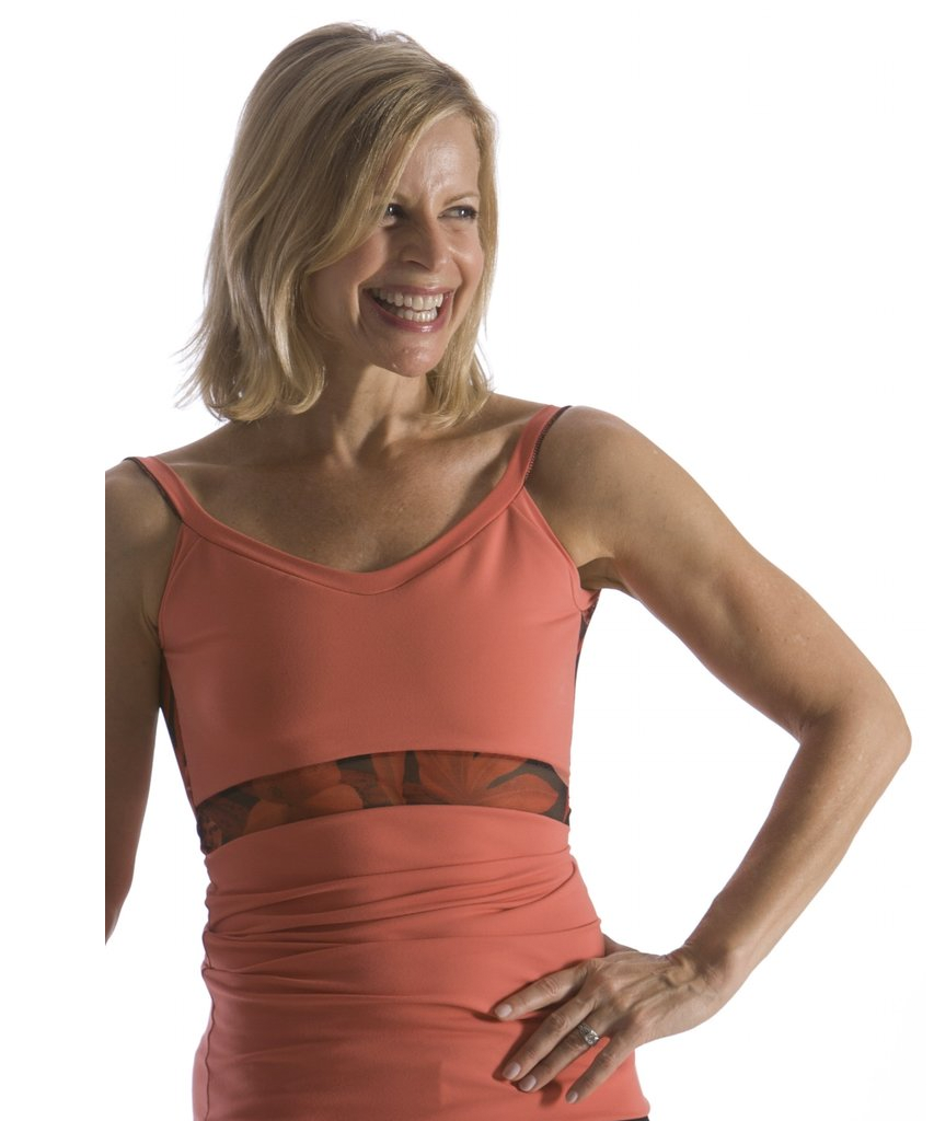 Long Cami Yoga Top - SteelCore