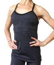 SpaceDye Ultra Soft Racerback Top - SteelCore