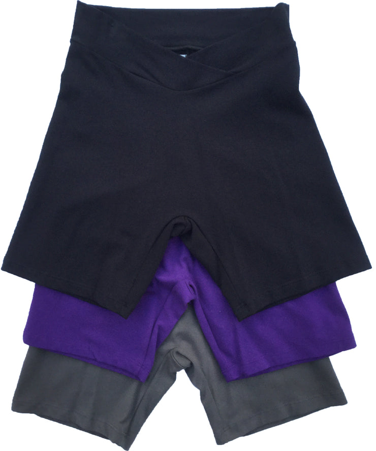Organic Cotton Bike Short