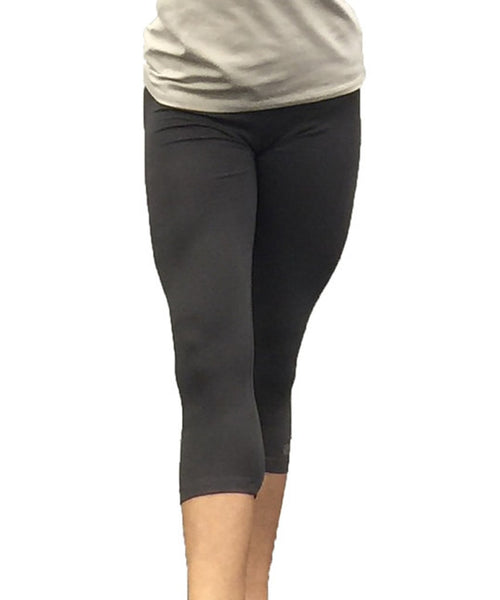 UnSEAMly Lounge Capri, LIGHTWEIGHT Organic Cotton - SteelCore