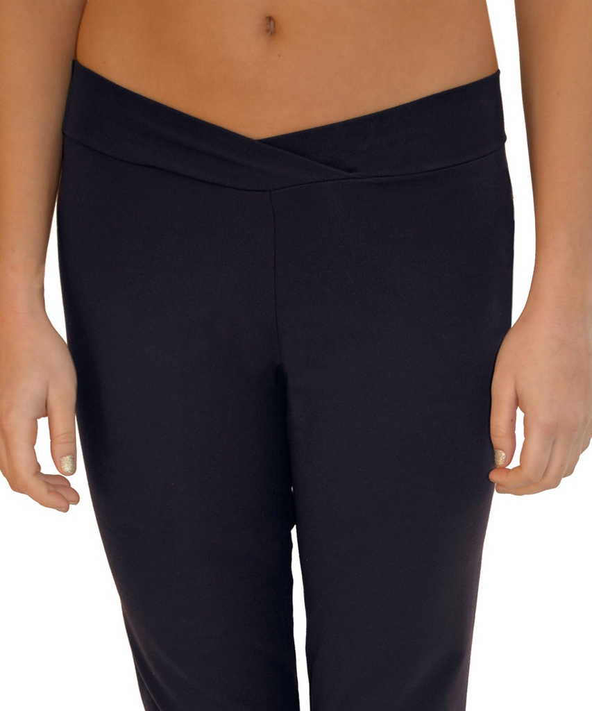 Boot Cut V-Waist Yoga Pant - SteelCore