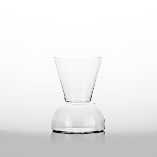 Super Good Thing Vase Glass Vase 15 x 11.5 cm - Model B