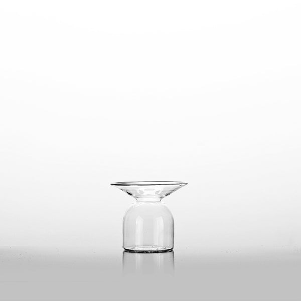 Super Good Thing Vase Mini Glass Vase 7.5 x 8.5 cm - Model E