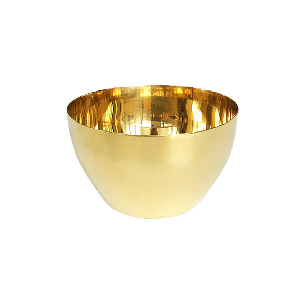 The Roaming Chair bowl Solid Brass Bowl 10 x 6.5 cm