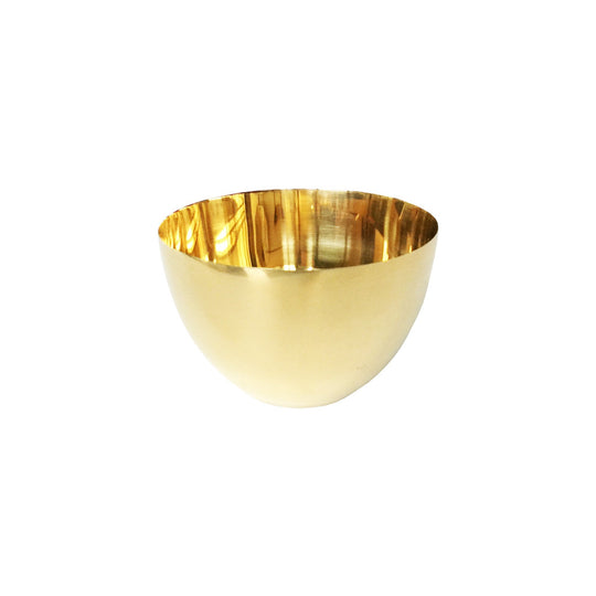 The Roaming Chair bowl Solid Brass Bowl 8 x 5 cm