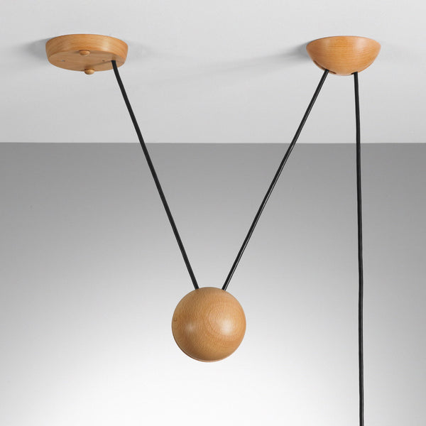 Pendant ceiling kitchen dinning room lighting the roaming chair the roaming chair pendant lamp pendant ceiling rise fall counter balance aloadofball Image collections