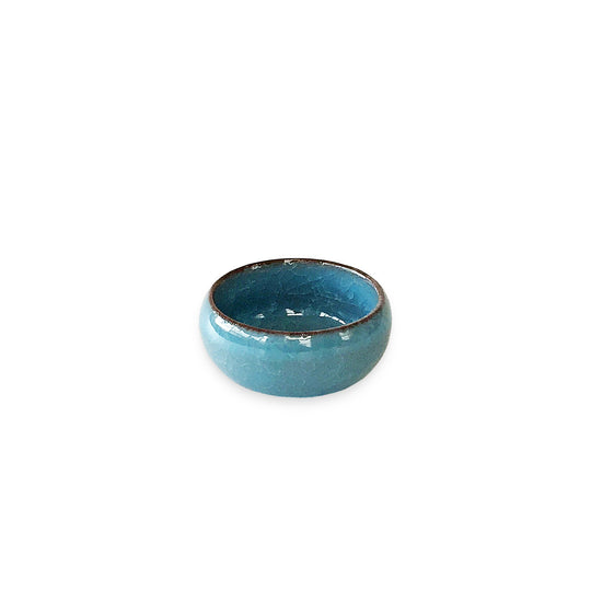 The Roaming Chair tea light holder Tea Light Holder - Blue