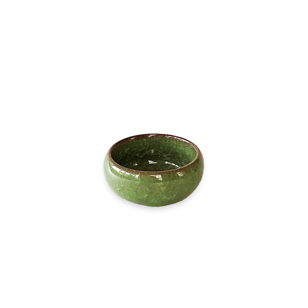 The Roaming Chair tea light holder Tea Light Holder - Green