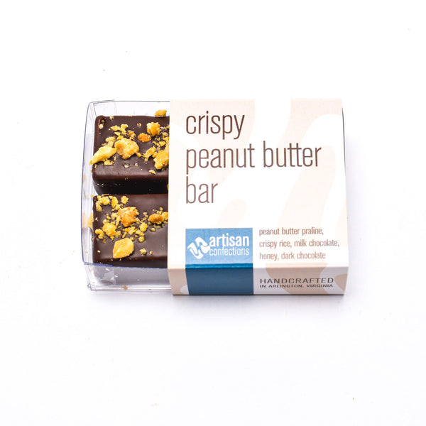 Crispy Peanut Butter Bar