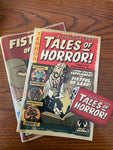 Fistful of Lead: Tales of Horror - Bundle (Core, Rules & Custom Cards)