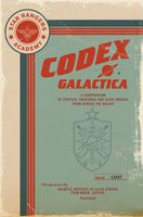 Galactic Heroes-Codex Galactica: Downloadable PDF