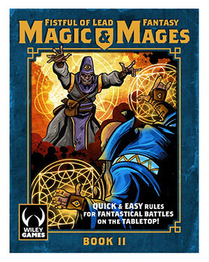 Magic & Mages - Fantasy Trilogy - Book II - Downloadable .pdf