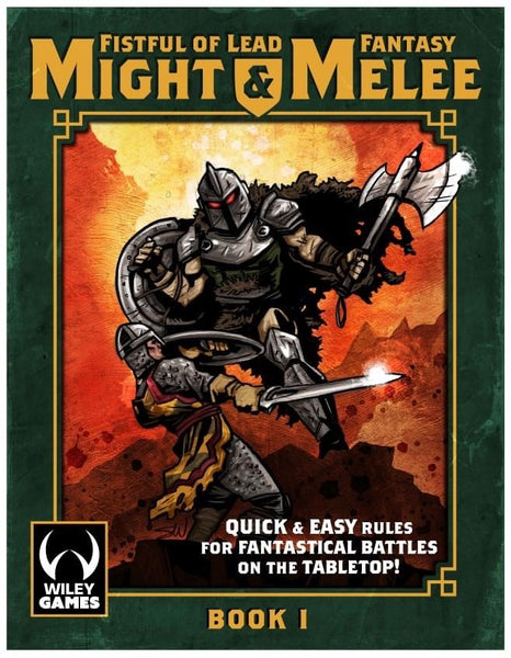 Fantasy Medieval Bundle - Might & Melee + CLASSIC Cards