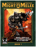 Might & Melee - Fantasy Trilogy - Book I - Printed