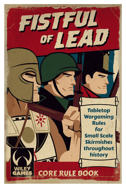 Fistful of Lead: Core Rulebook - Printed
