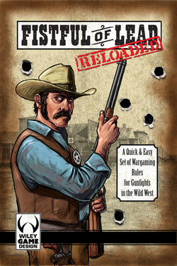 Fistful of Lead: Reloaded - Downloadable PDF