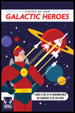 Galactic Heroes Rulebook - Downloadable .pdf