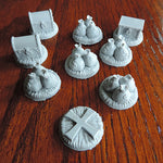 Fistful of Lead- Objective Markers