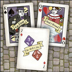 Fistful of Lead: Tales of Horror - Custom Card Deck