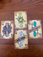 Wasteland Warriors Custom Card Deck