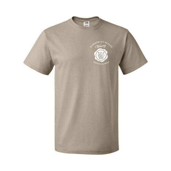 Logo T-Shirt-Wimberley Valley Winery