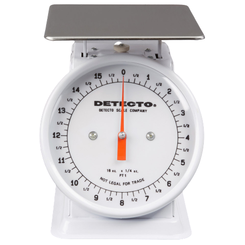 Cardinal Detecto PT-1 16 oz. Mechanical Portion Control Scale