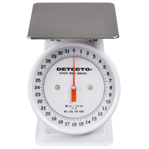Cardinal Detecto PT-2 32 oz. Mechanical Portion Control Scale