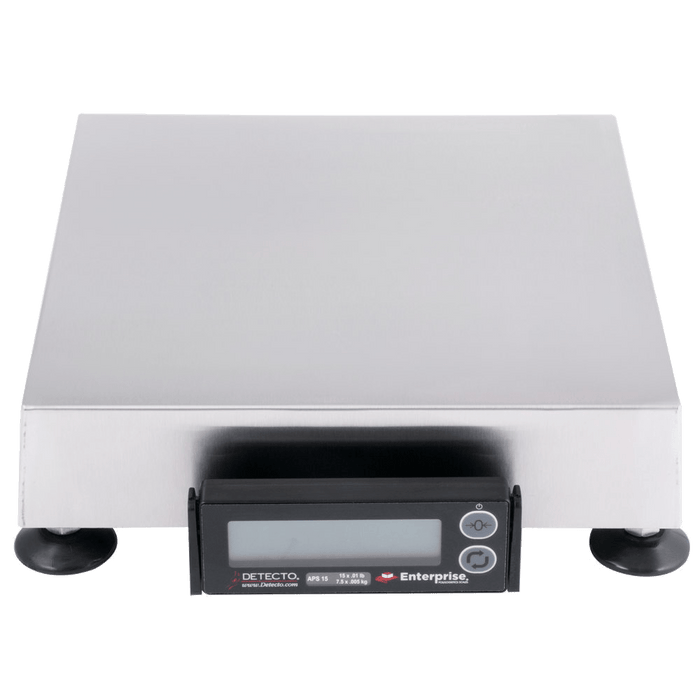 Detecto APS15 15 lb. Point of Sale Scale - AMS Scales