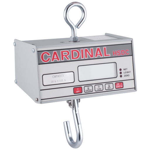 Cardinal Detecto HSDC-20 20 lb. Digital Hanging Scale