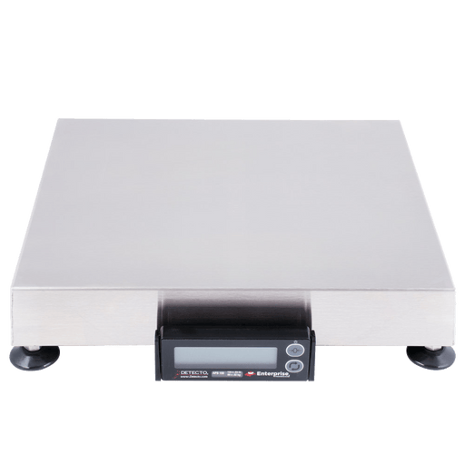 Detecto APS150 150 lb. Receiving Scale - AMS Scales