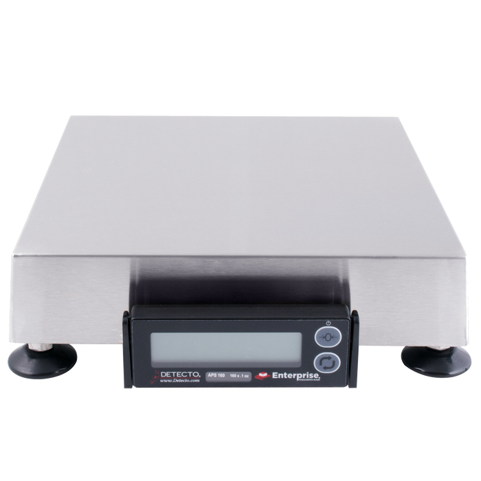 Detecto APS160 160 oz. Point of Sale Scale - AMS Scales