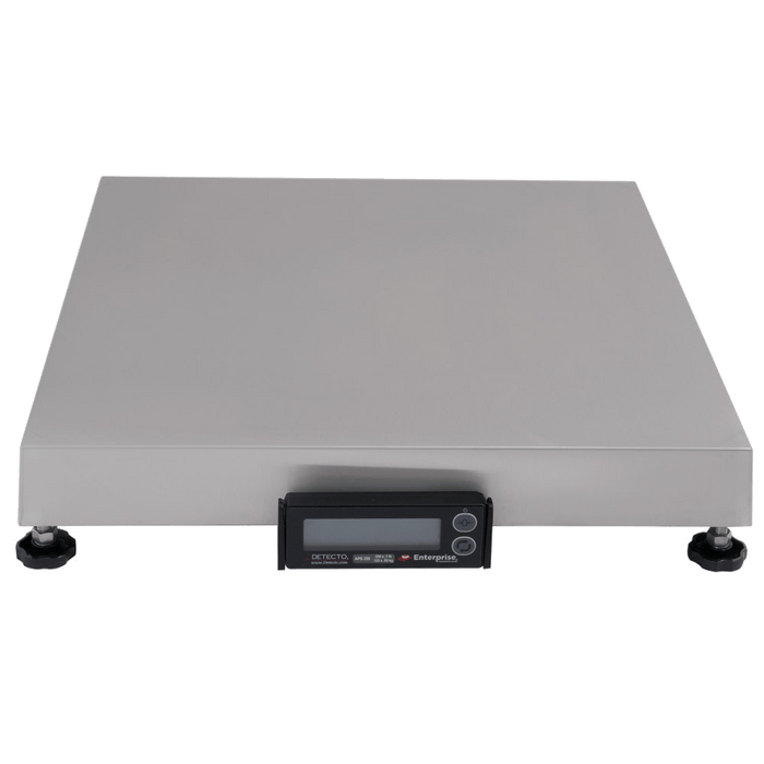 Detecto APS250 250 lb. Receiving Scale - AMS Scales