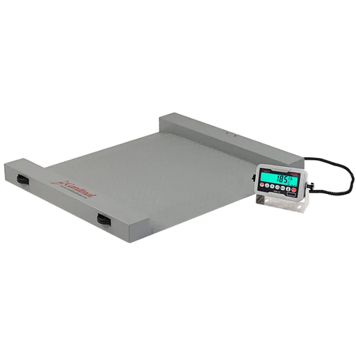 Cardinal Detecto RW-1000 1000 lb. Run-A-Weigh Receiving Scale