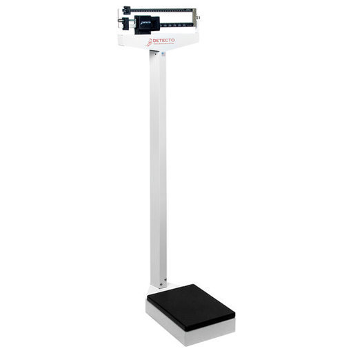 Cardinal Detecto 337 400 lb. / 175 kg Eye-Level Mechanical Beam Physicians Scale