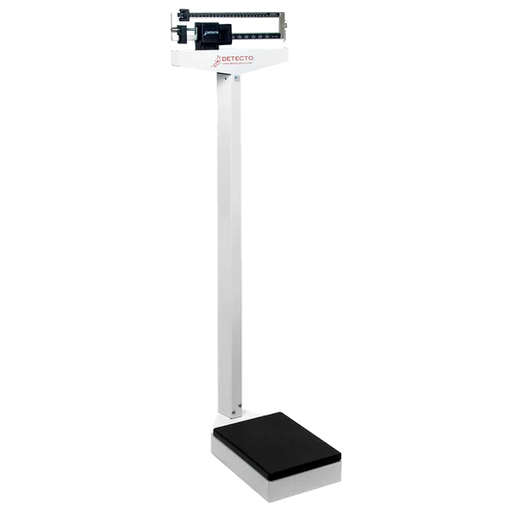 Cardinal Detecto 437 400 lb. Eye-Level Mechanical Beam Physicians Scale