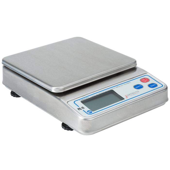 Cardinal Detecto PS-11 11 lb. Digital Portion Scale