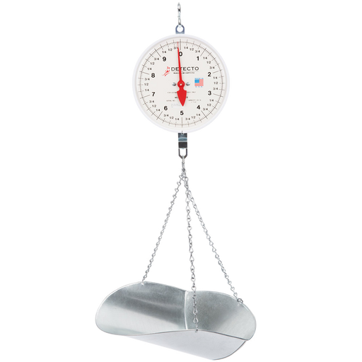 Cardinal Detecto 20 lb. Hanging Scoop Scale and Stand Kit