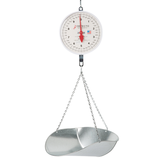 Cardinal Detecto MCS-20P 20 lb. Hanging Scoop Scale
