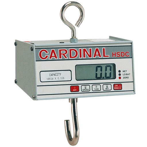 Cardinal Detecto HSDC-40 40 lb. Digital Hanging Scale