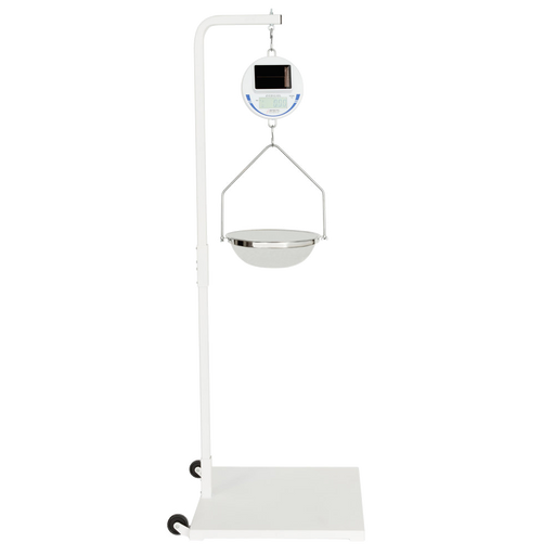 Cardinal Detecto 30 lb. Solar Power Hanging Scale and Stand Kit, Legal for Trade