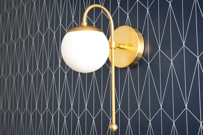 SCONCE MODEL No. 1045