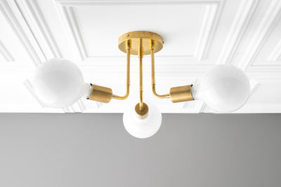 CEILING LIGHT MODEL No. 2468