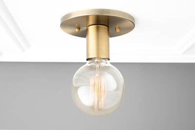 CEILING LIGHT MODEL No. 2057