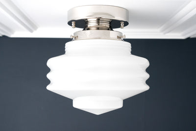 CEILING LIGHT MODEL No. 2092