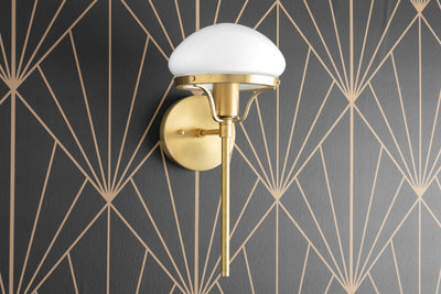 SCONCE MODEL No. 9401