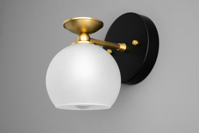 SCONCE MODEL No. 9120